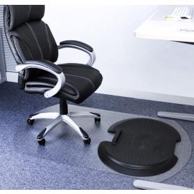 AFS-TEX System 5000 S2S - Matten-Set für Teppichböden - Für Ergonomische Sitz-/Steharbeitsplätze