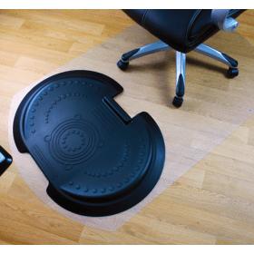 AFS-TEX System 5000 S2S - Matten-Set für Hartböden - Für Ergonomische Sitz-/Steharbeitsplätze