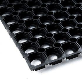 Gummi-Ringmatte 100 x 150 cm