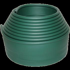 Profi-Randleiste - B-Edge Smart - Kunststoff - Grün - Für Rasen, Beet oder Wege im Garten