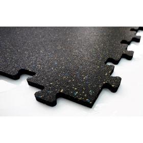 gummi-Fliese sportboden 50x50 cm